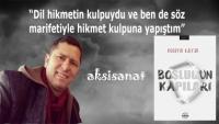 """Aykut Nasip Kelebek, Hüseyin Kalyan'la """"Boşluğun Kapıları"""" Üzerine Konuştu"""