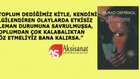 Dolunay Aker, Murad Demirkol ile Buteyra Romanı Üzerine Konuştu