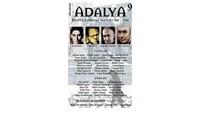 ADALYA Kültür ve Edebiyat Dergisi 9. Sayı