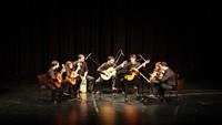 ÇSM Gitar Orkestrası Resital Gecesi