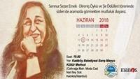 Sennur Sezer Emek-Direniş Öykü ve Şiir Ödülleri 2018