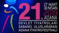Sabancı Uluslararası Adana Tiyatro Festivali 31 oyunu ağırlıyor…