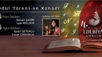 Antalya 4. Edebiyat Günleri