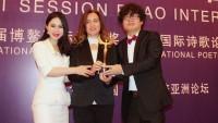 Nurduran Duman Çin'den Ödülünü Aldı…