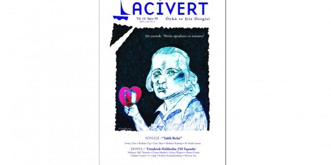 Lacivert'in 95. Sayısı Çıktı!
