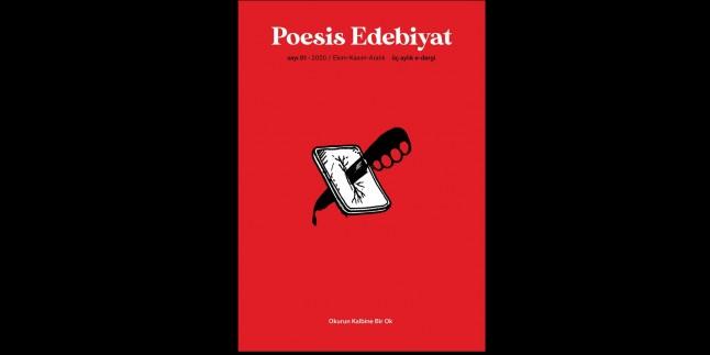 Poesis Edebiyat Dergisi Yayına Başlıyor…