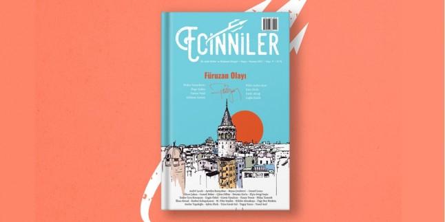 Ecinniler Kültür Ve Edebiyat Dergisinin 9. Sayısı Yayımlandı…
