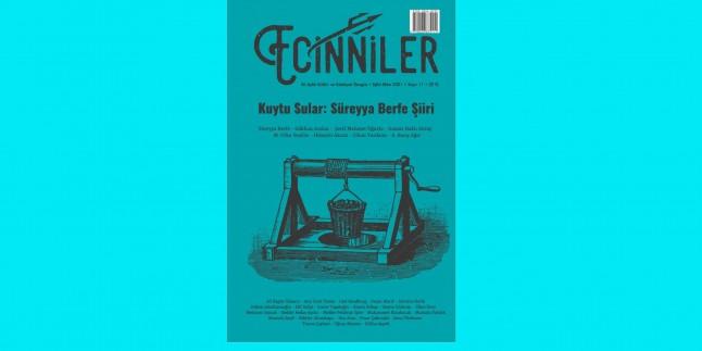 Ecinniler Kültür ve Edebiyat Dergisinin 11. Sayısı Yayımlandı!