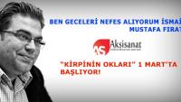 Mustafa Fırat ve İsmail Cem Doğru ile Kirpinin Okları Başlıyor