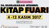36.Uluslararası İstanbul Kitap Fuarı Yarın Başlıyor