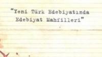 Mekândan Taşan Edebiyat, Turgay Anar