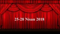 Şehir Tiyatrolarında bu hafta hangi oyunlar var? (25-28 Nisan 2018)