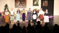 """8 Kadın"""" Ataşehir Belediyesi Tiyatro Topluluğu"""