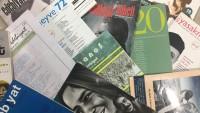 Dergiler Arasında Gezinirken…