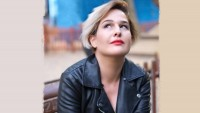 Nazlı Karabıyıkoğlu: Yazarlarla şairlerin hibrit eser üretimine yönelmesinde çağın getirdiği ruh hali daha belirleyici…