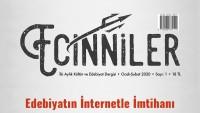 Ecinniler Kültür ve Edebiyat Dergisi Yayın Hayatına Başladı…
