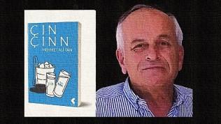 """Mehmet Ali Tan'ın Şiir Kitabı """"Çın Çınn"""" Raflarda…"""