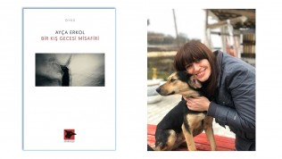Ayça Erkol'dan Yeni Kitap: Bir Kış Gecesi Misafiri