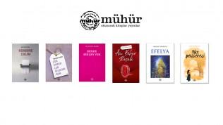 Mühür Kitaplığı'ndan Yeni Kitaplar