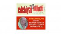 Nedret Gürcan Edebiyat Ödülü, Bafra'da Yayımlanan Edebiyat Nöbeti Dergisine Verildi…