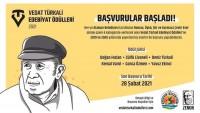 Vedat Türkali Edebiyat Ödülleri Başvuruları Başladı…