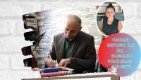 """Gönül Türüt'ten Hasan Öztürk ile """"Üç Duraklı Yolculuk"""" Sohbeti"""